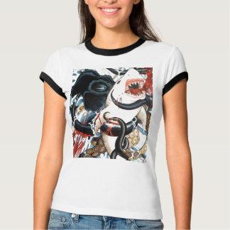 shark vs octopus T-Shirt