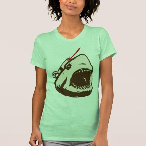 Shark with a Frickin' Laser Beam T Shirt