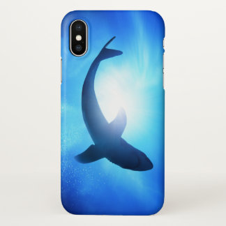 Shark Zazzle iPhone X Case