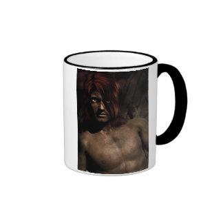 Shar'Ka Demon King Fantasy Art Coffee Mug