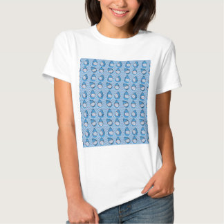 Sharkbite in Pacific Blue Tshirt