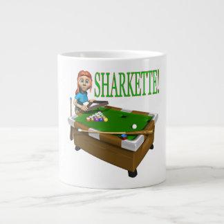 Sharkette Jumbo Mug