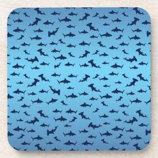 Sharks Beverage Coaster