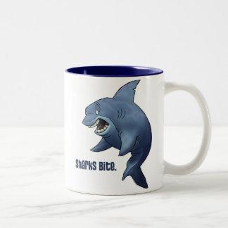 Sharks Bite Mug