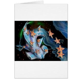 Sharks-Hammerhead Card