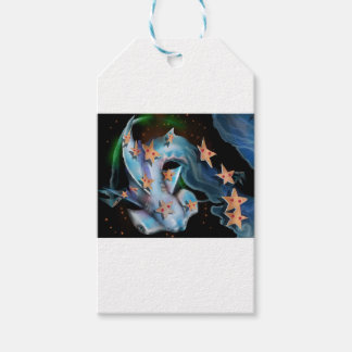 Sharks-Hammerhead Gift Tags