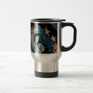 Sharks-Hammerhead Travel Mug