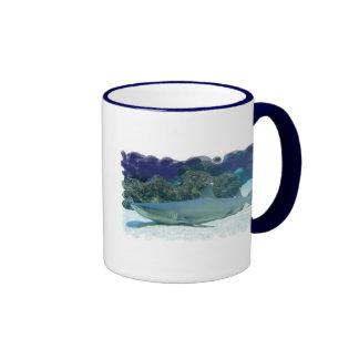 Sharks in Coral Reef Coffee Mug