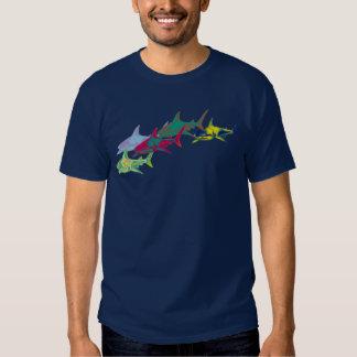 sharks t shirt