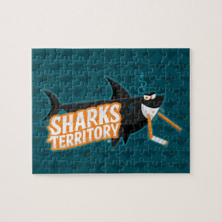 Sharks Territory - Puzzle
