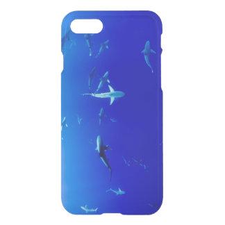 Sharks Underwater iPhone 8/7 Case
