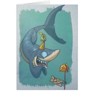 Sharky Card