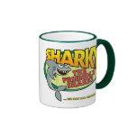 Sharky Ringer Coffee Mug