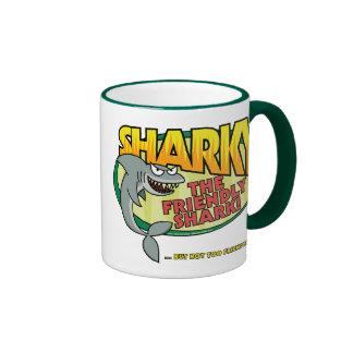 Sharky Ringer Mug