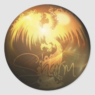 Sharm Phoenix Stickers