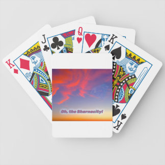Sharnacity Bicycle Playing Cards
