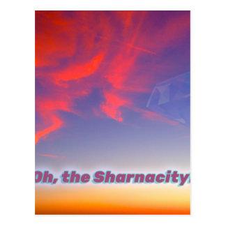 Sharnacity Postcard
