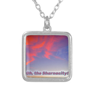Sharnacity Silver Plated Necklace