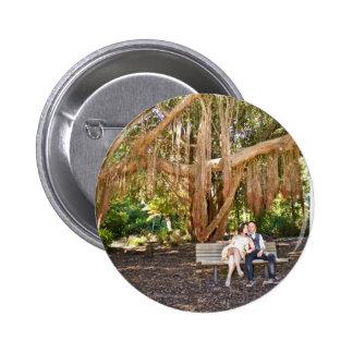 Sharnae + Co's Wedding Button