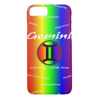 Sharnia Gemini Mobile Phone Case (Rainbow)