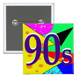 Sharnia's '90s' Square Badge
