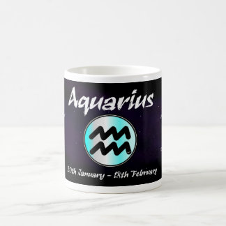 Sharnia's Aquarius Mug