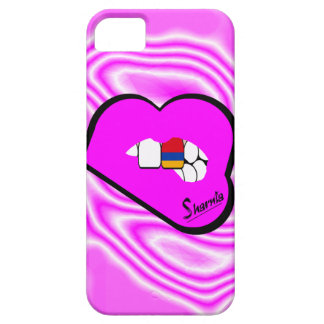 Sharnia's Lips Armenia Mobile Phone Case (Pk Lips)