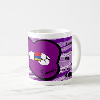 Sharnia's Lips Armenia Mug (PUR Lip)