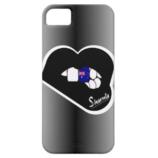 Sharnia's Lips Australia Mobile Phone Case Blk Lip