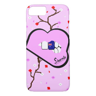 Sharnia's Lips Australia Mobile Phone Case Lp Lip