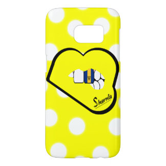 Sharnia's Lips Barbados Mobile Phone Case Yl Lips
