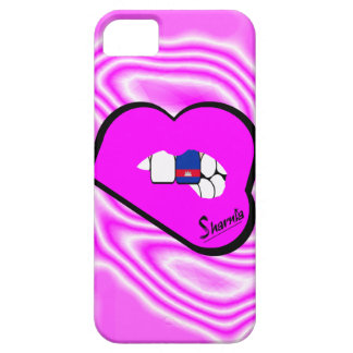 Sharnia's Lips Cambodia Mobile Phone Case Pk Lips