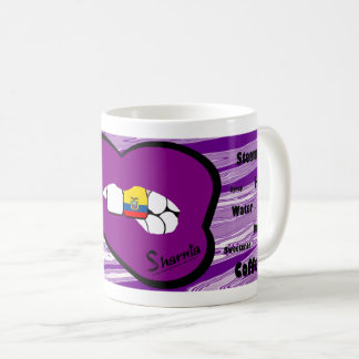 Sharnia's Lips Ecuador Mug (PUR Lip)