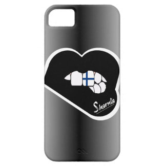 Sharnia's Lips Finland Mobile Phone Case Blk Lips