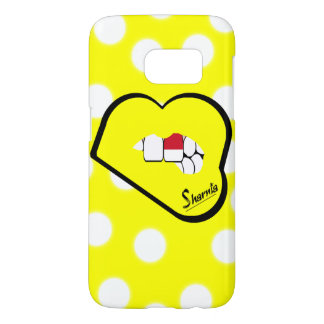 Sharnia's Lips Indonesia Mobile Phone Case Yl Lip