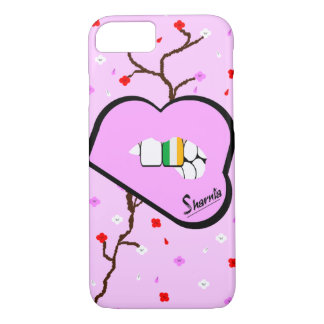 Sharnia's Lips Ireland Mobile Phone Case (Lp Lips)
