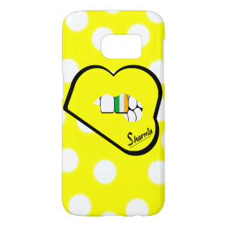 Sharnia's Lips Ireland Mobile Phone Case (Yl Lips)