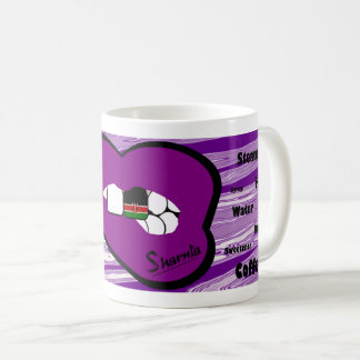 Sharnia's Lips Kenya Mug (PUR Lip)