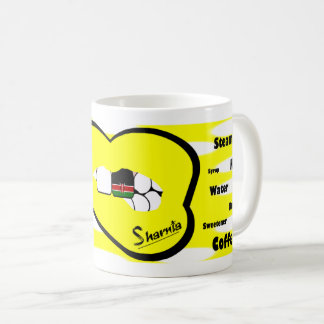 Sharnia's Lips Kenya Mug (YEL Lip)
