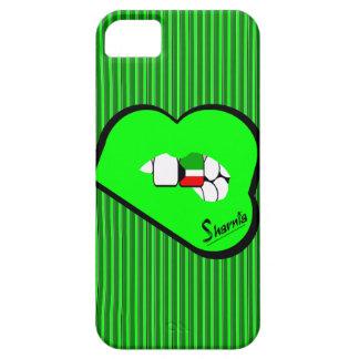 Sharnia's Lips Kuwait Mobile Phone Case (Gr Lips)