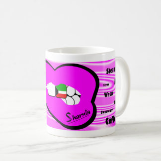 Sharnia's Lips Kuwait Mug (PINK Lip)