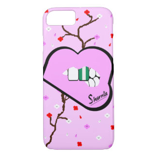 Sharnia's Lips Nigeria Mobile Phone Case (Lp Lips)