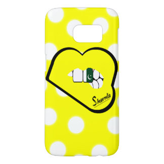 Sharnia's Lips Pakistan Mobile Phone Case Yl Lips