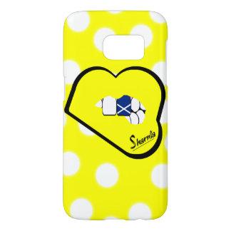 Sharnia's Lips Scotland Mobile Phone Case Yl Lips