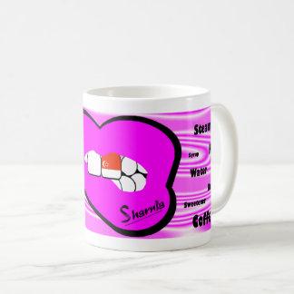 Sharnia's Lips Singapore Mug (PINK Lip)