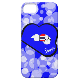 Sharnia's Lips Thailand Mobile Phone Case Blu Lip