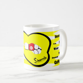 Sharnia's Lips Tunisia Mug (YEL Lip)