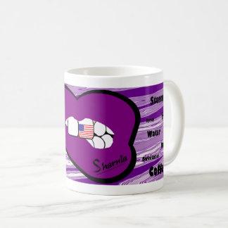 Sharnia's Lips USA Mug (PUR Lip)