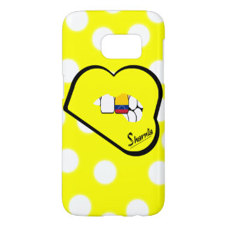Sharnia's Lips Venezuela Mobile Phone Case Yl Lp