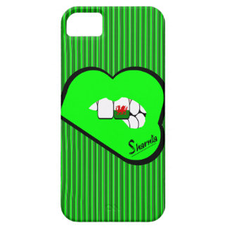 Sharnia's Lips Wales Mobile Phone Case (Gr Lips)